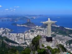 christ the redeemer, brazil, south america, historic