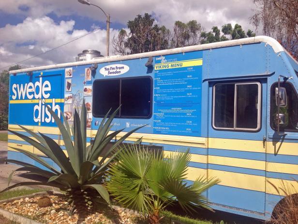 Swede Dish Orlando Food Truck