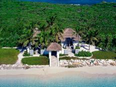 Island Paradise in the Bahamas