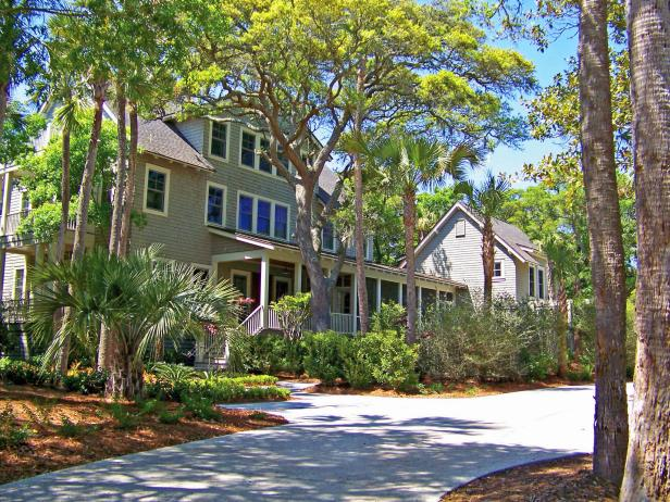 Kiawah Golf Resort's Villas and Private Homes