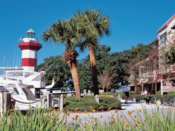 Harbour Town, Hilton Head