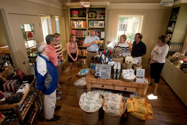 Culinary Walking Tours in Charleston, South Carolina