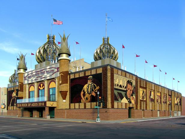 The Corn Palace, South Dakota