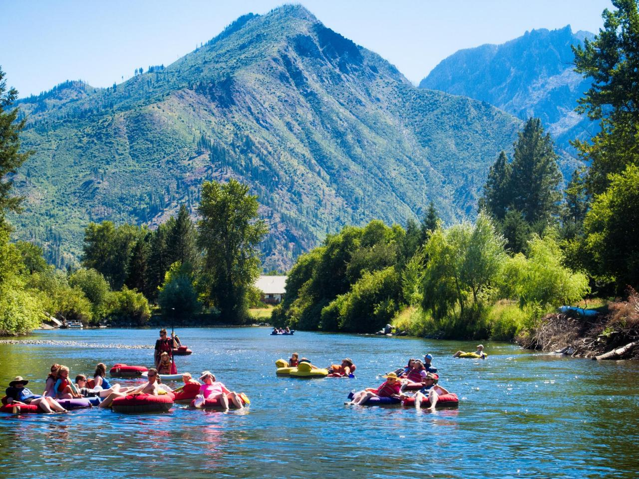 Best Places To Go River Tubing Travel Channel Blog Roam - Top 10 beautiful rivers in the world