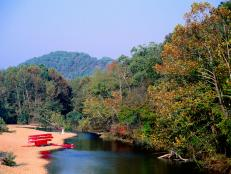 TravelChannel.com takes you on a trip to see national battlefields, rivers and parks in Missouri.