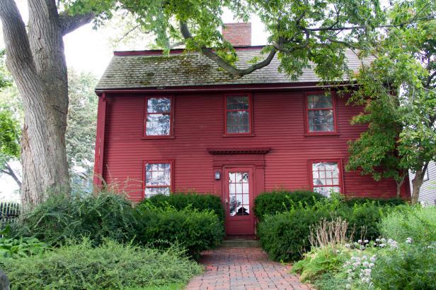 Birthplace of Nathaniel Hawthorne, Salem, Mass.