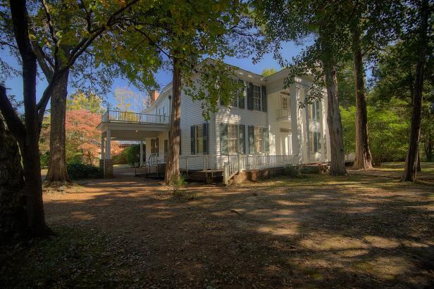 Rowan Oak House