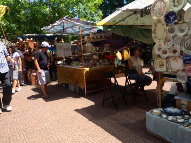 San Telmo Market, Buenos Aires, Argentina