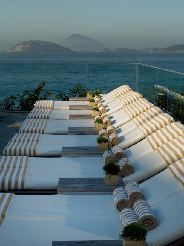 The Hotel Fasano, Rio de Janeiro, Brazil