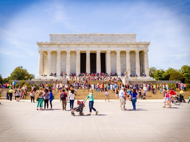 Lincoln Memorial,Washington, D.C.