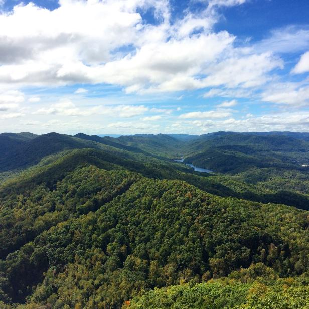 The Cumberland Gap National Park, Kentucky