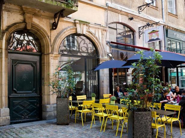Place De La Baleine, Vieux Lyon