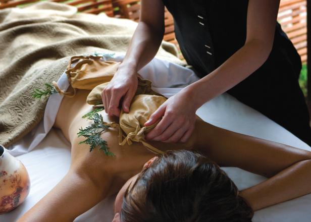 Sacred Waters Massage at the Aspira Spa in Elkhart Lake