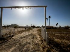 Stardust Ranch in Rainbow Valley, Arizona