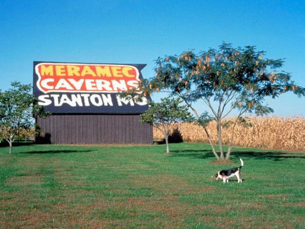 Meramec Caverns Signs, Missouri