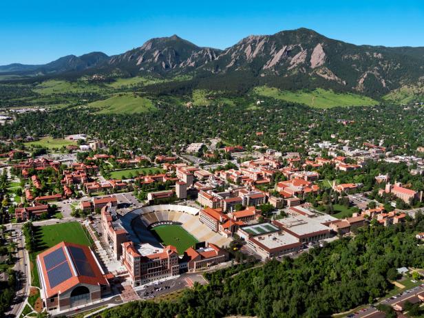 University of Colorado in Boulder