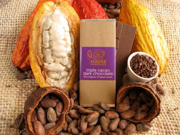 Madre Chocolate Triple Cacao Dark Chocolate
