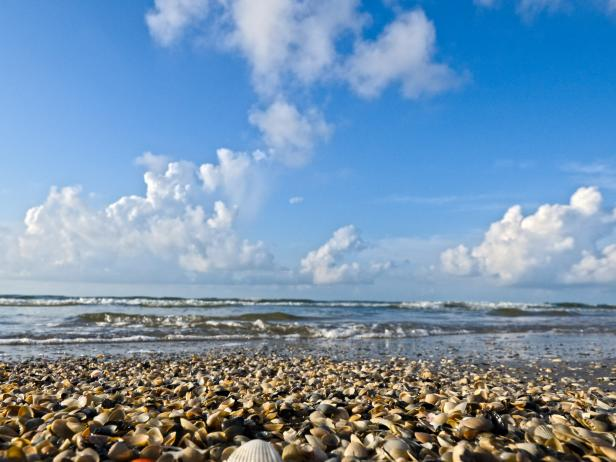 Galveston Island, Texas