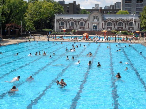 Hamilton Fish Park Pool
