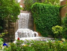 Take a timeout in an urban oasis.