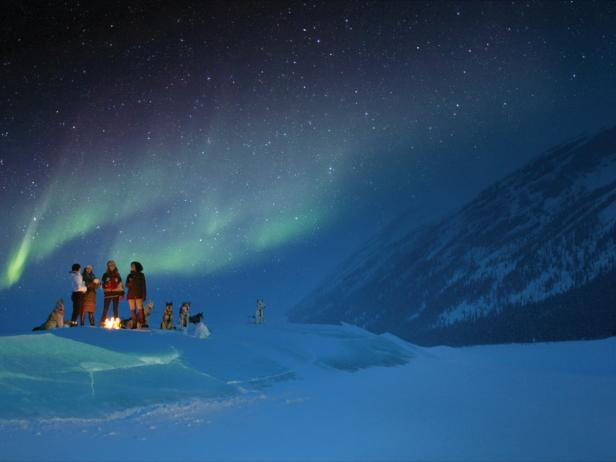 Northern Lights, Alberta, Canada