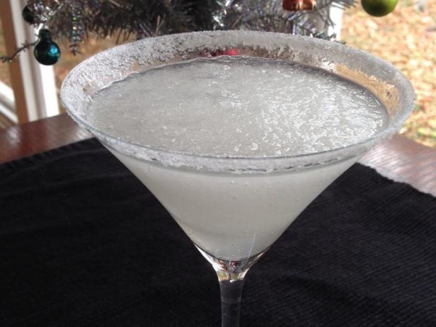 A classic frozen Margarita
