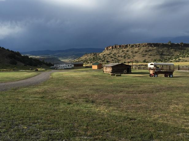 Stormy Sky, Mill Creek Ranch