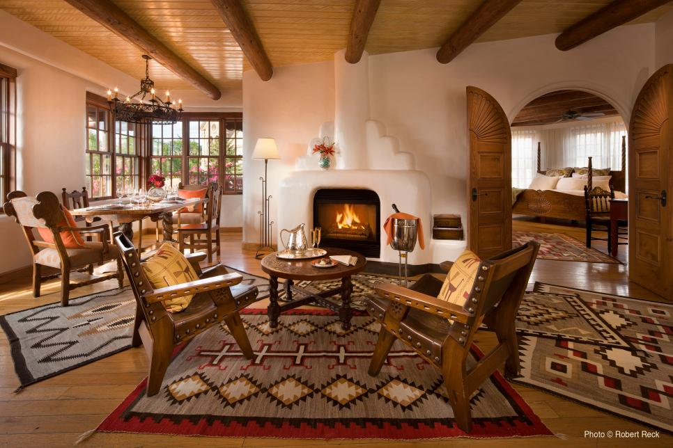 get your o keeffe on at these 10 southwestern hotels hgtv