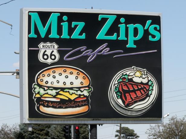 Miz Zip's Cafe