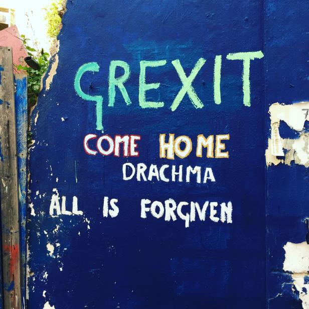 Plaka Graffiti