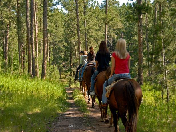 Triple R Ranch in South Dakota