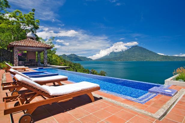 Casa Palopo Villa Pool