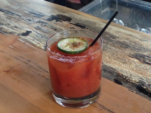 Gazpacho Rock Town Bloody Mary