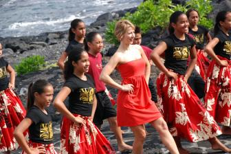 Samantha Brown Hawaii Big Island