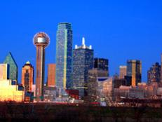 We hope your boots are made for walking, because this is Dallas, TX -- in 48 hours.