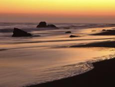 Beachgoers in the know seek solidarity by heading up the winding Pacific Coast Highway to the most spectacular shoreline along the coast: El Matador Beach.