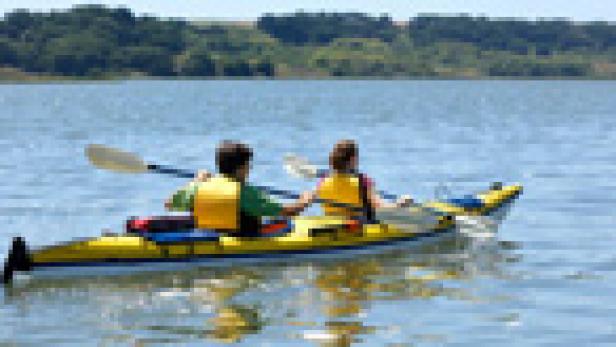 dallas paddling trail