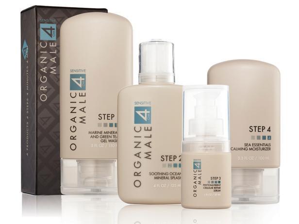 Organic Male Skincare