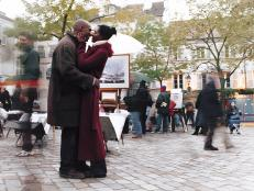 Montmartre, paris, france, romance and honeymoons