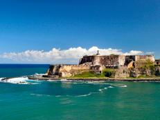 Morro Castle, Old San Juan, Puerto Rico