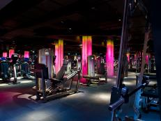 Stay in shape on the road at these top hotel gyms.