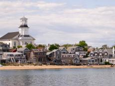 Provincetown is known for its beaches, arts scene and gay community.