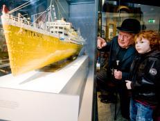 Titanica Exhibtion