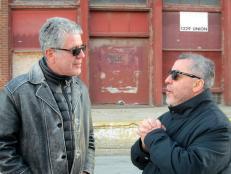 Tony speaks with Zamir in Kansas City