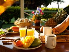 Breakfast on Kauai