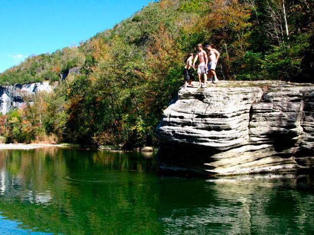 Arkansas, Buffalo National River