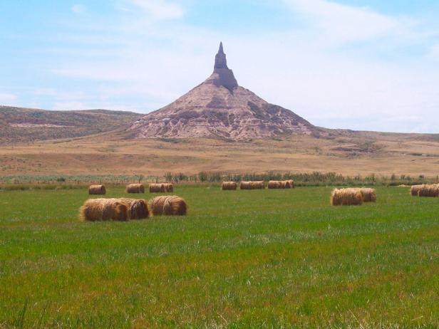 Nebraska, Chimney Rock