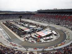 NASCAR is one of the biggest sports in the United States. Take a tour of the nation's hottest tracks.
