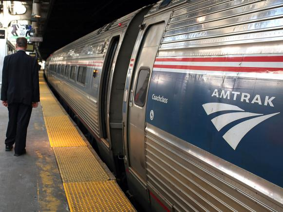 Amtrak Guest Rewards Program