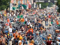 Postcard From the Sturgis Motorcycle Rally